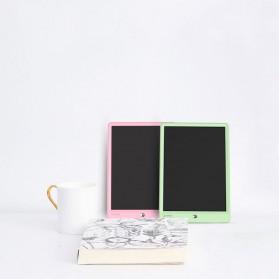 Wicue Papan Gambar LCD Digital Pen Tablet 10 Inch Monochrome - WS210 - Green - 5