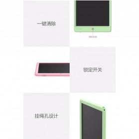 Wicue Papan Gambar LCD Digital Pen Tablet 10 Inch Monochrome - WS210 - Green - 7