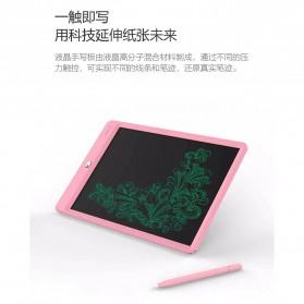 Wicue Papan Gambar LCD Digital Pen Tablet 10 Inch Monochrome - WS210 - Green - 9