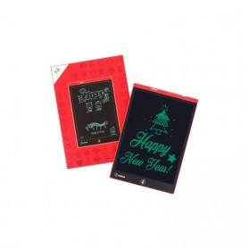 Xiaomi Youpin Wicue Papan Gambar LCD Digital Pen Tablet 12 Inch Colorful Version - WNB412 - Red - 6