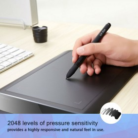XP-Pen Smart Graphics Drawing Pen Tablet Rainbow Series - Star 01 - Black - 6