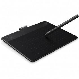 Pen Tablet / Graphic Tablet - Wacom Intuos Comic Creative Pen Tablet - CTH-490 - Black