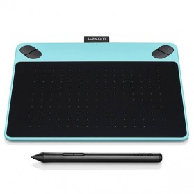 Pen Tablet / Graphic Tablet - Wacom Intuos Art Pen Tablet Small - CTH-490 - Blue