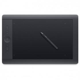 Pen Tablet / Graphic Tablet - Wacom Intuos Pro Pen Tablet Medium - PTH-651 - Black