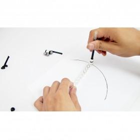 Magnet Modular Polar Pen - DQ099 - Silver - 7