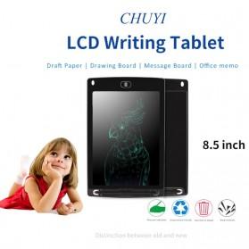 Papan Gambar Digital LCD Drawing Graphics Tablet 8.5 Inch - DZ0058 - Black - 4