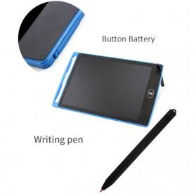 Papan Gambar Digital LCD Drawing Graphics Tablet 8.5 Inch - DZ0058 - Black - 7