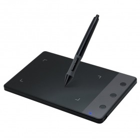HUION Pen Graphics Digital Drawing Tablet 4x2.23 Inch - H420 - Black