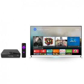MAGICSEE N5 Mini Smart TV Box Android 7.1 4K 2/16GB - Black - 5