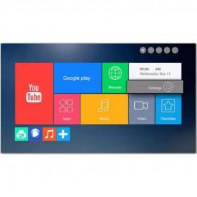 MAGICSEE N5 Mini Smart TV Box Android 7.1 4K 2/16GB - Black - 7
