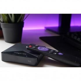 MAGICSEE N5 Mini Smart TV Box Android 7.1 4K 2/16GB - Black - 10