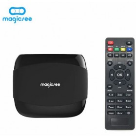 MAGICSEE N4 Mini Smart TV Box Android 7.1 4K 2/16GB - Black - 6