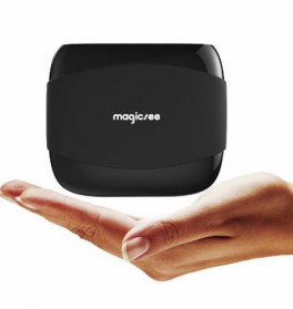MAGICSEE N4 Mini Smart TV Box Android 7.1 4K 2/16GB - Black - 10