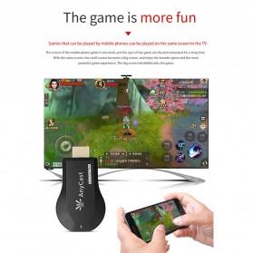 Yehua AnyCast Chromecast Airplay DLNA HDMI Dongle Wifi 1080P - M9 - Black - 3