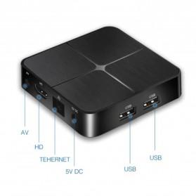 SZBOX Smart TV Box 1GB 8GB 4K Wifi Android 7.1 - T96 Mini - Black - 6