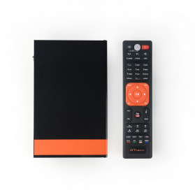 Gtmedia V8 Nova Smart Digital Satellite TV Box Receiver 1080P DVB-S2 - Black - 3