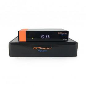 Gtmedia V8 Nova Smart Digital Satellite TV Box Receiver 1080P DVB-S2 - Black - 4