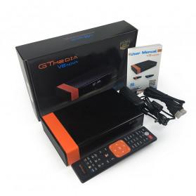 Gtmedia V8 Nova Smart Digital Satellite TV Box Receiver 1080P DVB-S2 - Black - 6