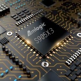 XGODY Smart TV Box 8K Android 9.0 4GB 32GB - X99 Max+ - Black - 7