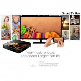 XGODY Smart TV Box 8K Android 9.0 4GB 32GB - X99 Max+ - Black - 8