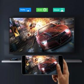 DQiDianZ Mini Smart TV Box 4K HDR Android 10 4GB 32GB - X96Q Max - Black - 8