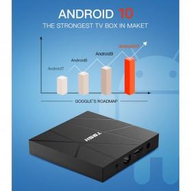 LIHETUN Mini Smart TV Box 6K Android 10 2GB 16GB - T95H - Black - 2