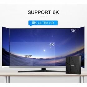LIHETUN Mini Smart TV Box 6K Android 10 2GB 16GB - T95H - Black - 5