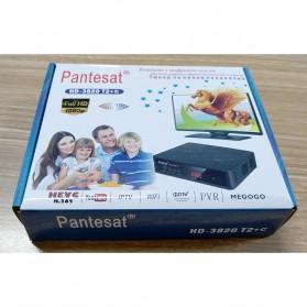 Pantesat Digital TV Tuner Set Top Box WiFi Receiver DVB-T2 - HD-3820 - Black - 9
