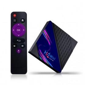 CENTECHIA H96 MINI Smart TV Box Android 10 1080P 1/8GB - V8 - Black