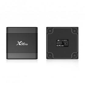 Vontar X96 Air Smart TV Box Android 9.0 4K 4/32GB - Black - 6