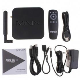 MINIX NEO X7 16GB - Black - 6