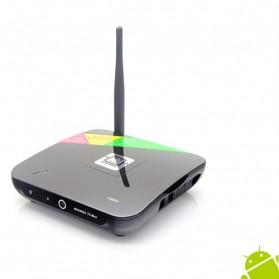Jesurun CS968 Quad Core Smart Multimedia Player Android 4.2 - Black