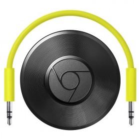 Google Chromecast Audio WiFi Streaming Speaker for Smartphone / iPhone / Tablet PC - Black