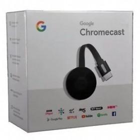 Google Chromecast 3 HDMI Streaming Media Player - Black - 7