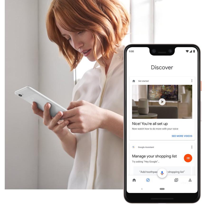 Google Chromecast 3 HDMI Streaming Media Player - Black