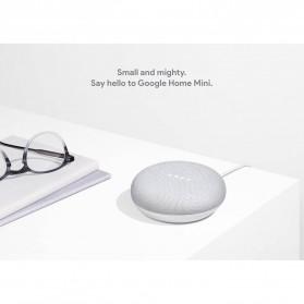 Google Home Mini - GA00216-US - Black - 3