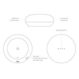 Google Home Mini - GA00216-US - Black - 6