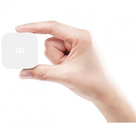 Xiaomi Hezi Mini Smart TV Box for Android HD 1080P - White
