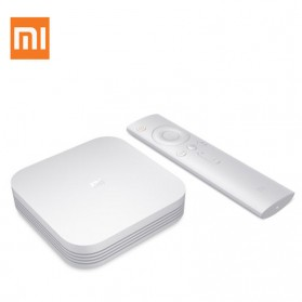 Xiaomi Hezi 3 Enhance Version Smart TV Box 4K - White
