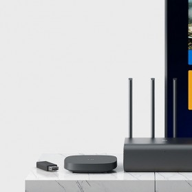 Xiaomi Box 4SE Smart TV Set Top Box Android 1080P - MDZ-23-AA - Black - 3