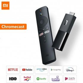 Xiaomi Mi TV Stick Smart Android 9.0 Set Top Box Full HD Chromecast Netflix + Remote - MDZ-24-AA - Black - 1