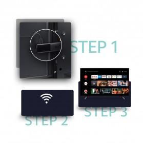 Xiaomi Mi TV Stick Smart Android 9.0 Set Top Box Full HD Chromecast Netflix + Remote - MDZ-24-AA - Black - 2