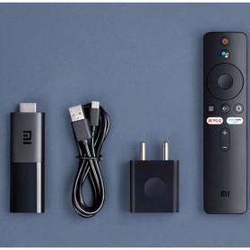 Xiaomi Mi TV Stick Smart Android 9.0 Set Top Box Full HD Chromecast Netflix + Remote - MDZ-24-AA - Black - 6