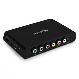 MyGica HD Cap X-II Video Capture Box - Black - 2