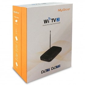 MyGica WiTV2 Wireless TV Tuner DVB-T2 for Android and iOS - Black - 6