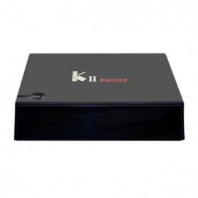 KII Pro TV Box Android 2 GB 16 GB DVB-S2 DVB-T2 - Black - 3