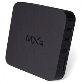 MXQ S805 Smart TV Box 1080P - Black - 1
