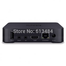 MXQ S805 Smart TV Box 1080P - Black - 4