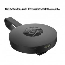 MiraScreen G2 WiFi Display Dongle Full HD 1080P - Black - 2
