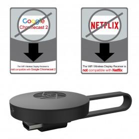 MiraScreen G2 WiFi Display Dongle Full HD 1080P - Black - 3